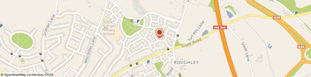Route/map/directions to Anxiety Therapist UK, B75 5UD Sutton Coldfield, 25 Manorial Rd