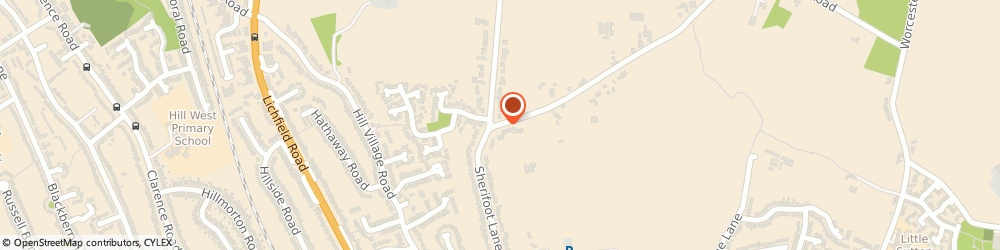 Route/map/directions to Mph Gas Service, B75 5QL Sutton Coldfield, 2a Hillwood road