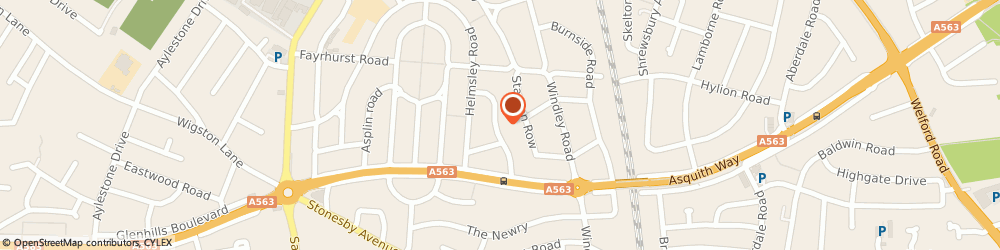 Route/map/directions to The Teaching Team Ltd, LE2 6QJ Leicester, Unit 12, Linwood Workshops, Linwood Lane
