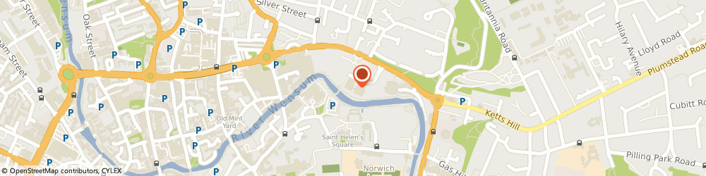 Route/map/directions to Grant Thornton - Norwich, NR3 1UB Norwich, 1 Gilders Way, Kingfisher House