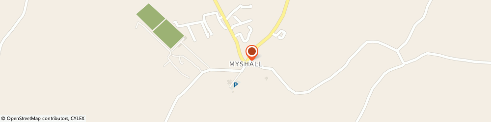 Route/map/directions to PJ Abbey,  Myshall,