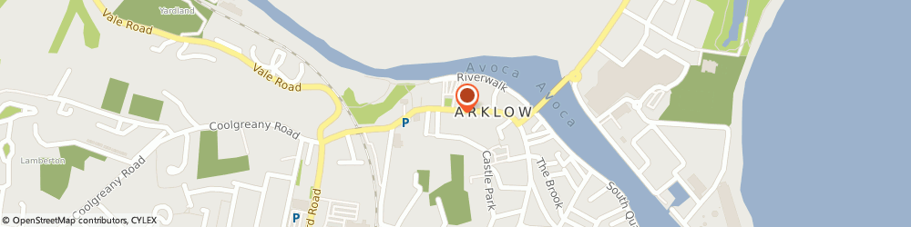 Route/map/directions to Power Sound, Y14 Arklow, 12A Main Street Arklow, Co. Wicklow