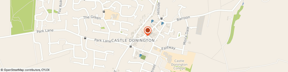 Route/map/directions to Castle Damp & Timber Specialists Ltd, DE74 2JB Derby, 15 Market Street