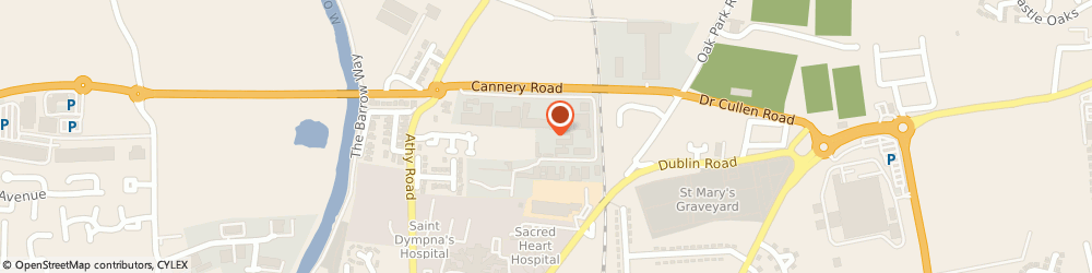 Route/map/directions to IMOFA Ltd,  Carlow, STRAWHALL INDUSTRIAL ESTATE