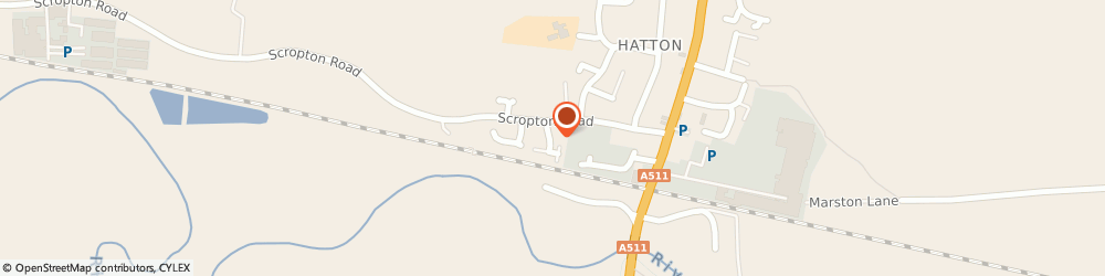 Route/map/directions to Thomson Plumbing & Heating, DE65 5EB Derby, 5 Clayton Gardens