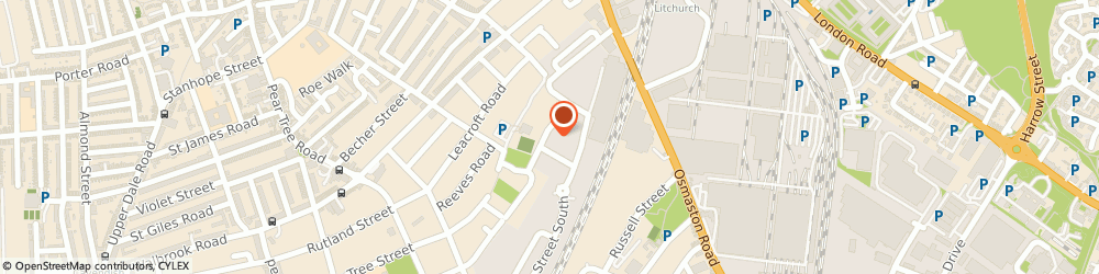 Route/map/directions to Tropicanna Horticulture, DE23 8LW Derby, Unit 1A, Upperdale Yard, Colombo Street