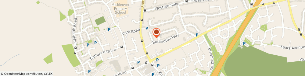 Route/map/directions to A & A Building Services, DE3 9BE Derby, 19 Lodge Way