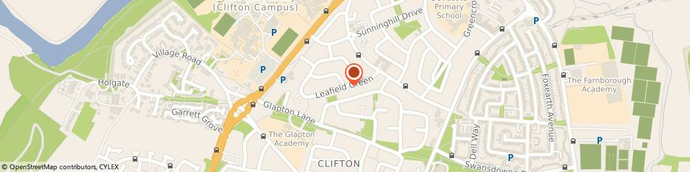 Route/map/directions to TROMPY CLEAN LIMITED, NG11 8EJ Nottingham, 45 Leafield Green