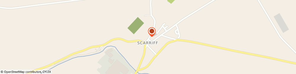 Route/map/directions to Grogan Riona F.A.O.I.,  Clare, SCARRIFF MEDICAL CENTRE