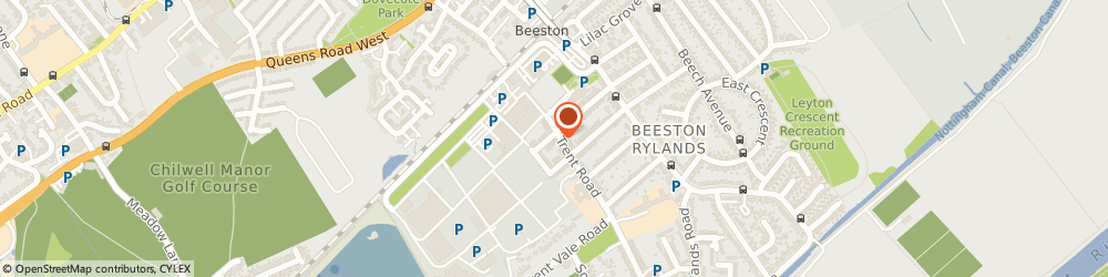 Route/map/directions to Premier- County Stores Beeston, NG9 1LE Beeston, 57 TRAFALGAR ROAD