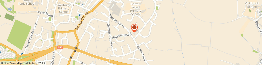 Route/map/directions to Derbyshire Builders, DE21 7QG Derby, 102 Stoney Lane