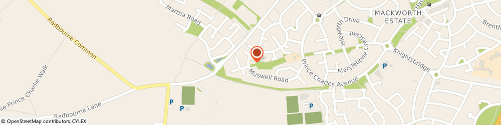 Route/map/directions to R.T.G. Gas Appliance Care, DE22 4HL Derby, 48 Muswell Rd