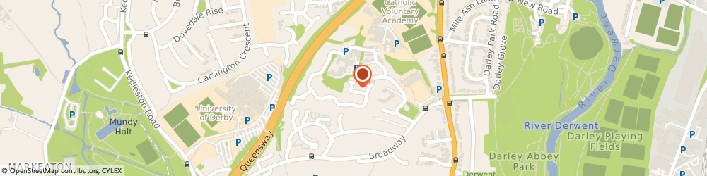 Route/map/directions to Lians Business Solutions Limited, DE22 1BD Derby, 9 BRENDAN GARDENS