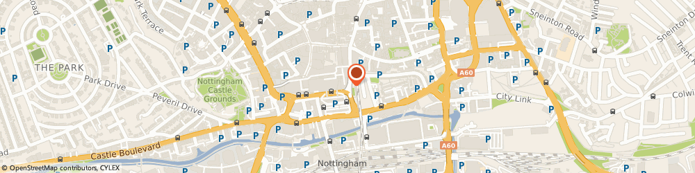 Route/map/directions to BrightHouse Nottingham, NG1 7LH Nottingham, 30-31 Tanners Walk