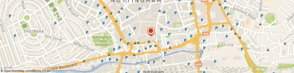 Route/map/directions to Premier- Dhadlis Nottingham, NG1 7LG Nottingham, 27/28 TANNERS WALK