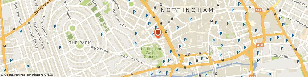 Route/map/directions to AT Solutions Bookkeeping & Accounting, NG1 6EB Nottingham, 101 Friar Ln