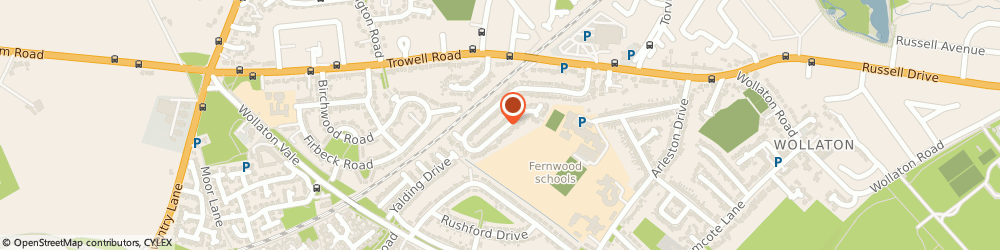 Route/map/directions to Print House Nottingham, NG8 2EE Nottingham, Moorsholm Drive