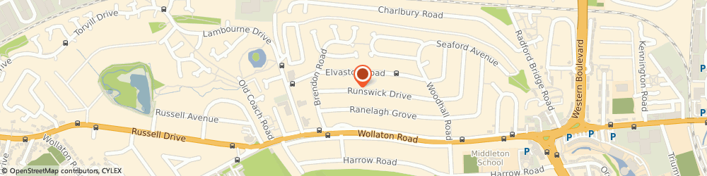 Route/map/directions to Speedtech Computers, NG8 1JB Nottingham, 78 Runswick Dr