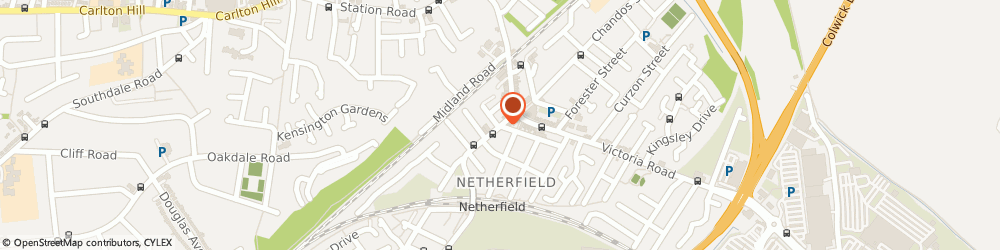 Route/map/directions to Advance Auto Recovery, NG4 2FR Nottingham, 1 Meadow Road
