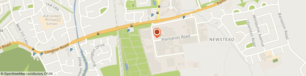 Route/map/directions to Furniture Outlet, ST4 8HX Stoke-On-Trent, Unit 11 Alderflat Drive