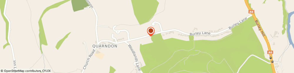Route/map/directions to Hatocan Accountancy Services, DE22 5JS Derby, 131 Burley Lane