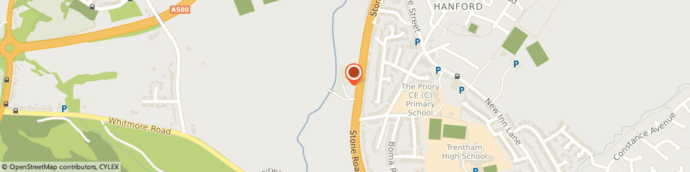 Route/map/directions to A Hissey & Son Ltd, ST4 8NJ Stoke-On-Trent, Stone Rd, Turbine Garage
