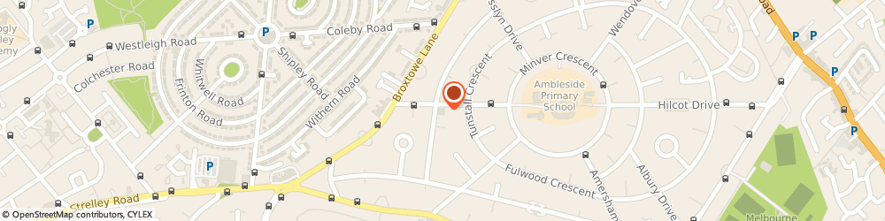 Route/map/directions to Quality Bed Warehouse, NG8 5PR Nottingham, 39 Sherborne Road