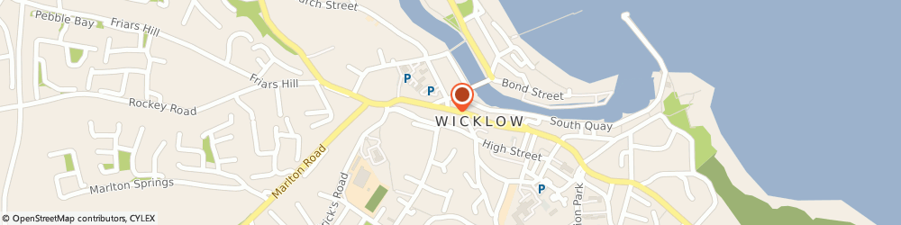 Route/map/directions to Livewire Electrical Ltd,  Wicklow, NEWT MTKENNEDY
