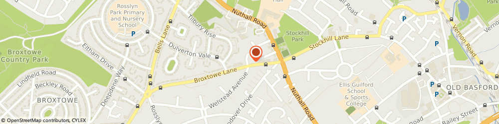 Route/map/directions to The Pet Shop, NG8 5NP Nottingham, 24, BROXTOWE LANE
