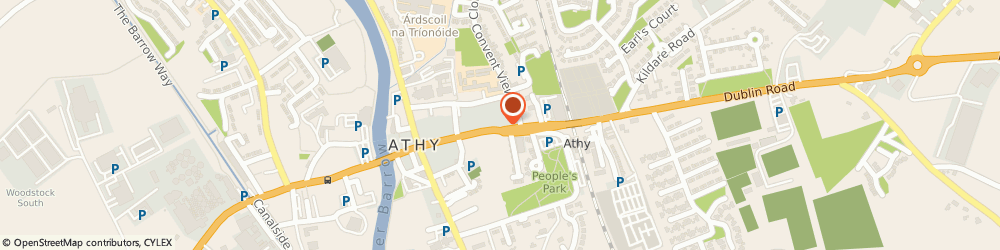 Apache Pizza Athy 70 Leinster Street 059 863 3