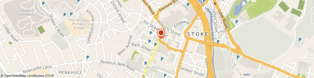 Route/map/directions to Maplin Electronics Stoke-on-Trent, ST4 1NB Stoke-On-Trent, 39-45, London Road