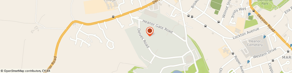 ECU Testing Ltd ▷ Heanor, Delves Road, Heanor Gate Industrial Estate