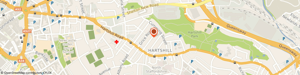 Route/map/directions to First4Painting, ST4 7PH Stoke-On-Trent, 29 Trafalgar Rd