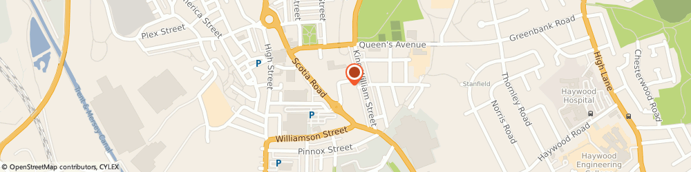 Route/map/directions to Boots Tunstall Alexandra Retail Park, ST6 6BE Stoke-On-Trent, Unit 10 Alexandra Retail Park