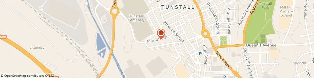 Route/map/directions to House Maintenance & Decorating, ST6 5JQ Stoke-On-Trent, Plex St