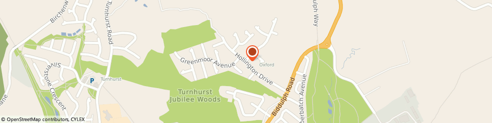 Route/map/directions to Ultimate Driveways, ST6 6TZ Stoke-On-Trent, 16 Hollington Drive