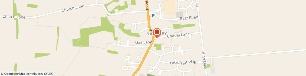 Route/map/directions to Jigsaw Property Solutions, LN5 8AH Lincoln, 62 High St