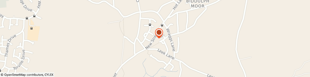 Route/map/directions to Well Biddulph Moor - New Street, ST8 7LR Stoke-On-Trent, 396 New Street