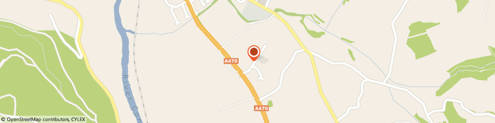 Route/map/directions to Probuild, LL26 0PQ Llanrwst, Parc Ty Gwyn, Betws Road