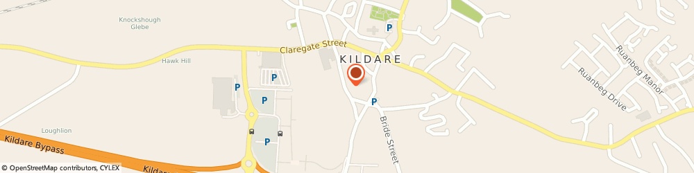 Route/map/directions to Midland Trading Co   Ltd,  Kildare, GREY ABBEY