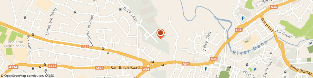 Route/map/directions to Trade Sweets, CW12 4TR Congleton, UNIT 2, GREENFIELD FARM INDUSTRIAL ESTATE, GREENFIELD ROAD