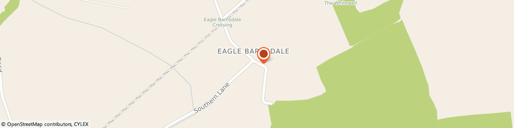 Route/map/directions to Willows Nursery, LN6 9EA Lincoln, Eagle Barnsdale
