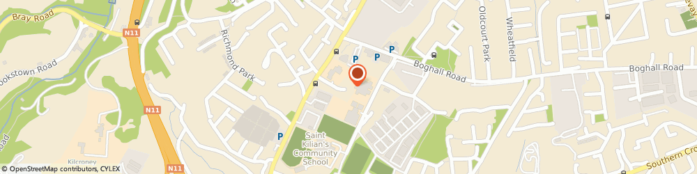 Route/map/directions to Profile Emergency Lighting Ltd,  Wicklow, 4 BRAY BUS PK KILLARNEY RD BRAY