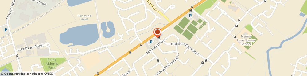 Route/map/directions to Post Office Limited, LN6 8HW Lincoln, 8 The Forum