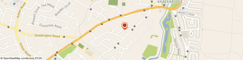 Route/map/directions to Lincoln Pump Services Ltd, LN6 8AF Lincoln, 10 SOMERSBY CLOSE
