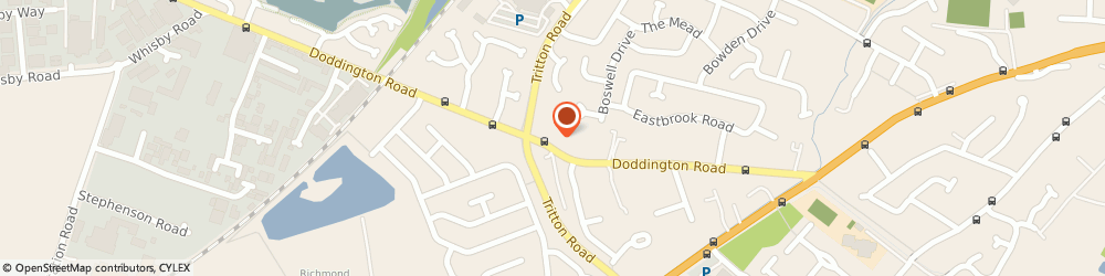 Route/map/directions to Solutions Reality Limited, LN6 7HB Lincoln, SOUTHLANDS 138 DODDINGTON ROAD