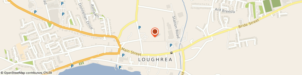Route/map/directions to Vanworks,  Galway, RANAMACKAN TYNAGH LOUGHREA