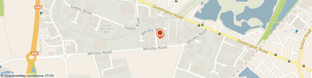 Route/map/directions to Society Of Will Writers, LN6 3LQ Lincoln, Chancery House, Whisby Way