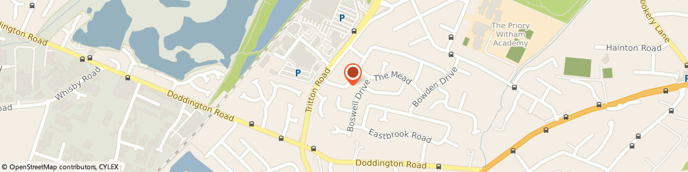 Route/map/directions to Mottram Chiropody, LN6 7JX Lincoln, 9, ASTWICK ROAD