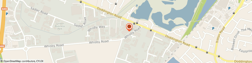 Route/map/directions to Robes & Rails, LN6 3QT Lincoln, Unit 2, Whisby Road